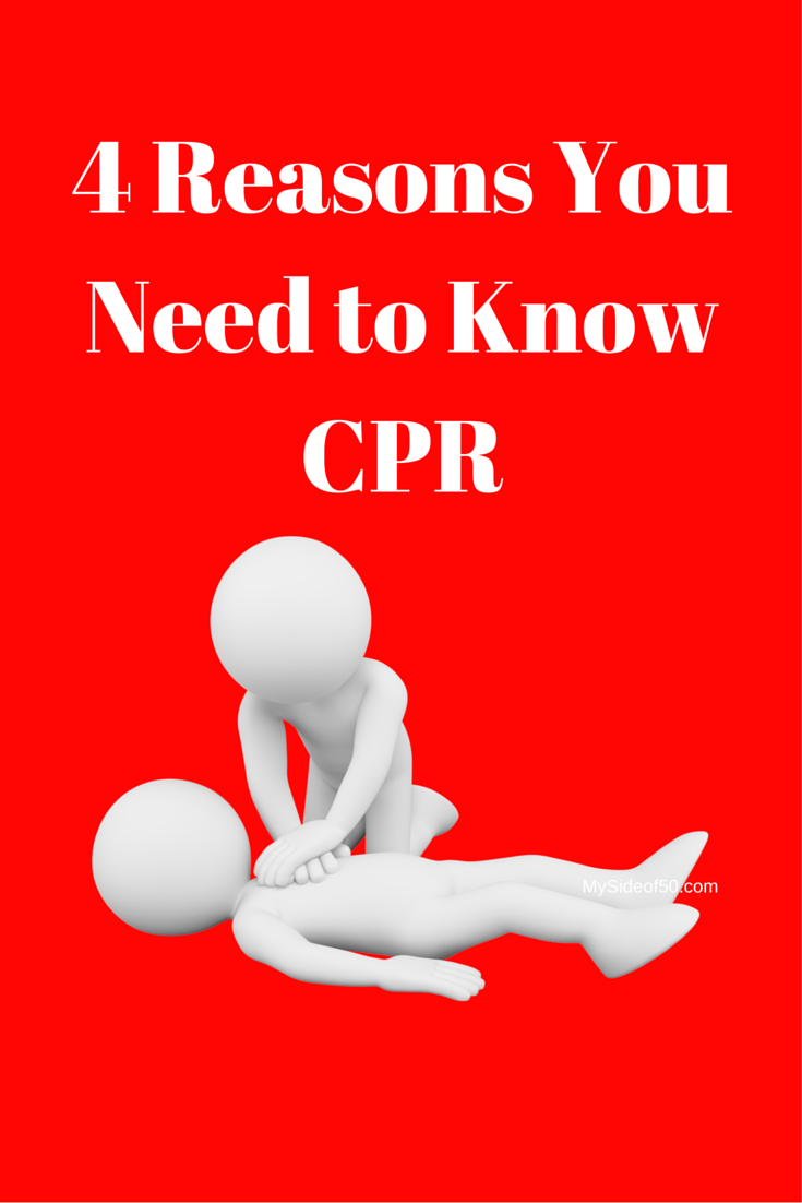 Reasons everyone should be trained in CPR