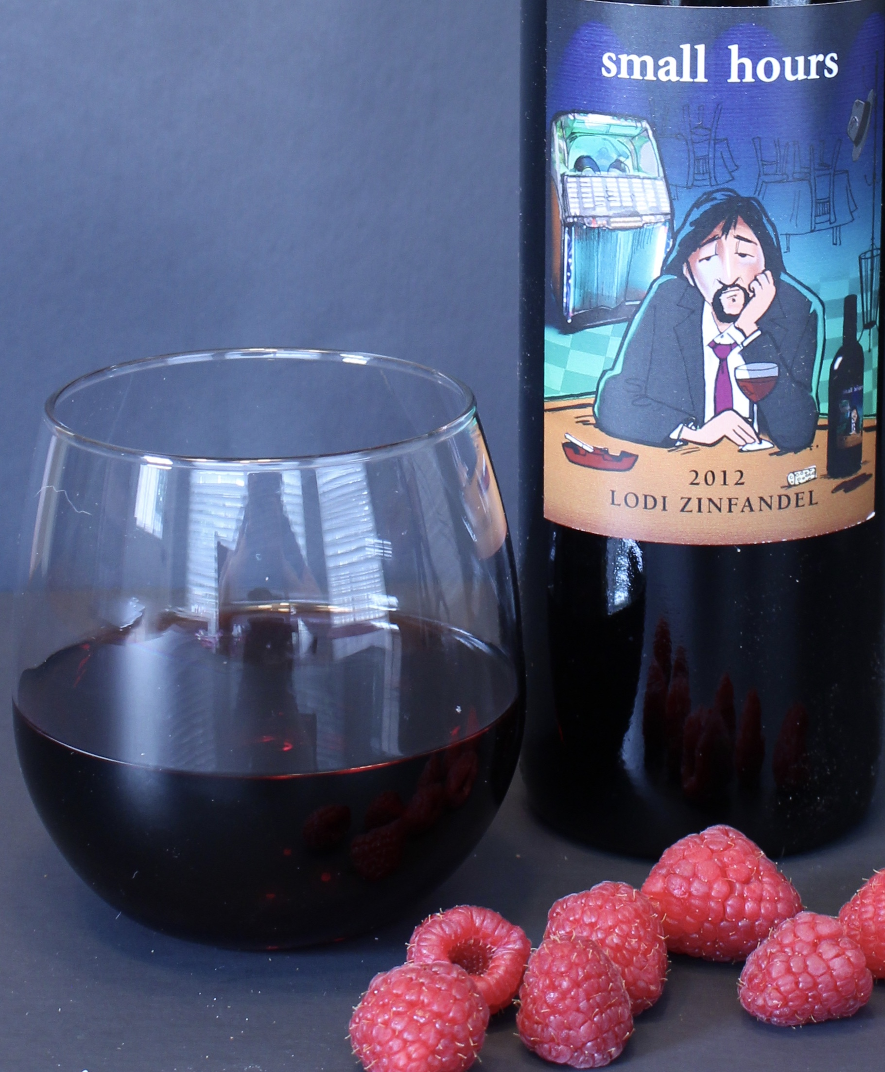 Small Hours Zinfandel 2012