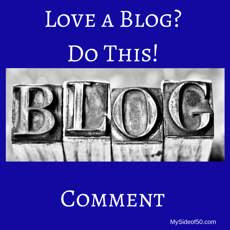 If you love a Blog - Comment!