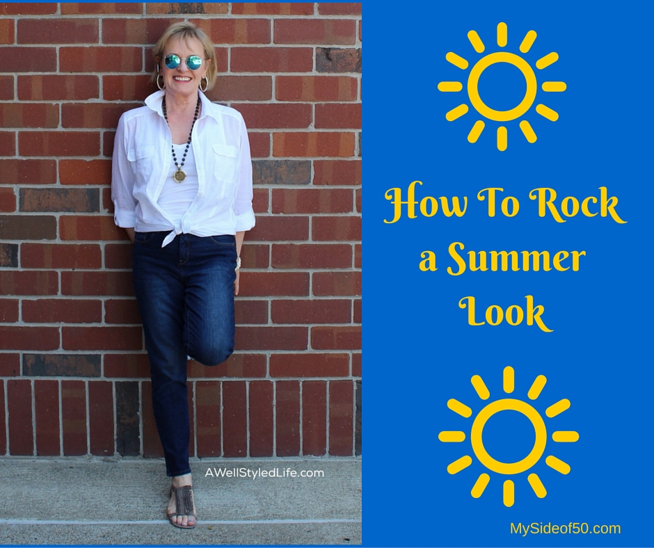 Midlife Fashion Bloggers Style Three Different Looks