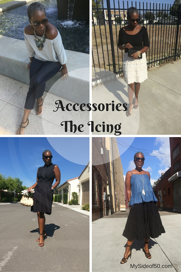 Glenda K. Harrison - Accessories: The Icing