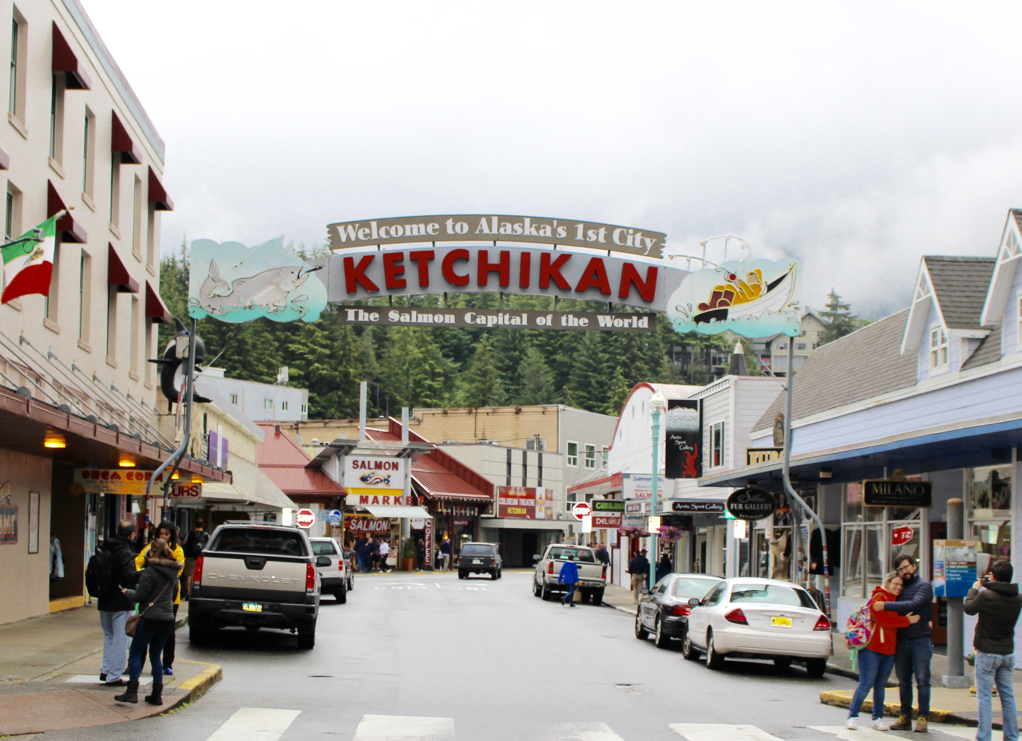 things to do in ketchikan from cruise ship fitbudha