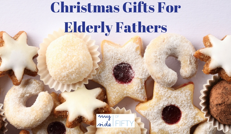 Christmas Gifts for Elderly Fathers who have downsized and are in assisted living or nursing homes