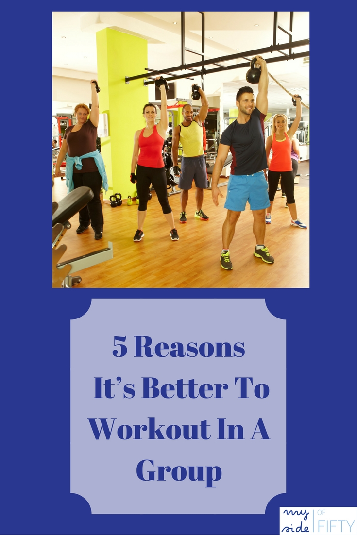 5 Reasons Why It's Better To Workout In A Group: Motivation, Friendship, Mental Health, Support and Fun. Review of Running Clubs, Crossfit and Orange Theory Fitness
