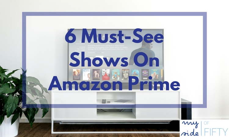 6 Not To Be Missed Shows On Amazon Prime: Goliath, The Man In The High Castle, Good Girls Revolt, One Mississippi, Mozart in the Jungle, Mr. Church