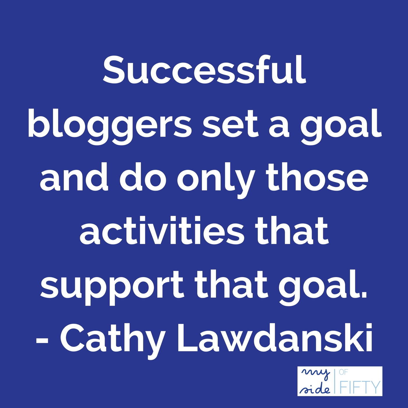 Top 4 Things Successful Bloggers Do. Have a goal. Evaluate their progress. Know what to eliminate. Work toward their goal efficiently.Top 4 Things Successful Bloggers Do. Have a goal. Evaluate their progress. Know what to eliminate. Work toward their goal efficiently.