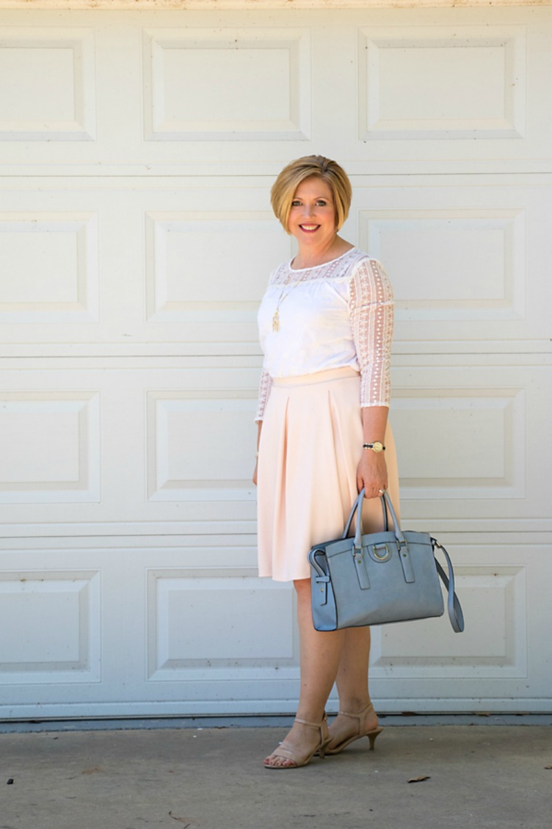 2361d09bd71 6 Ways To Wear Pastels For Women Over 50. Think you can t wear
