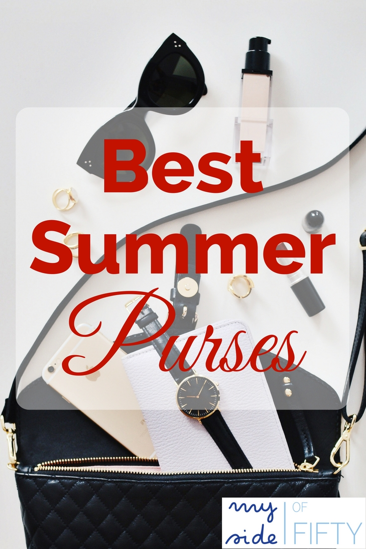 What is your purse personality? Do you carry the same purse all the time? Or do you like to have a selection of different types of purses for your different outfits? Check out this selection of 20+ of the best summer purses in ALL styles. Clutch Purse | Cross Body Bag | Every Day Purse | Back Pack Purse | Tote