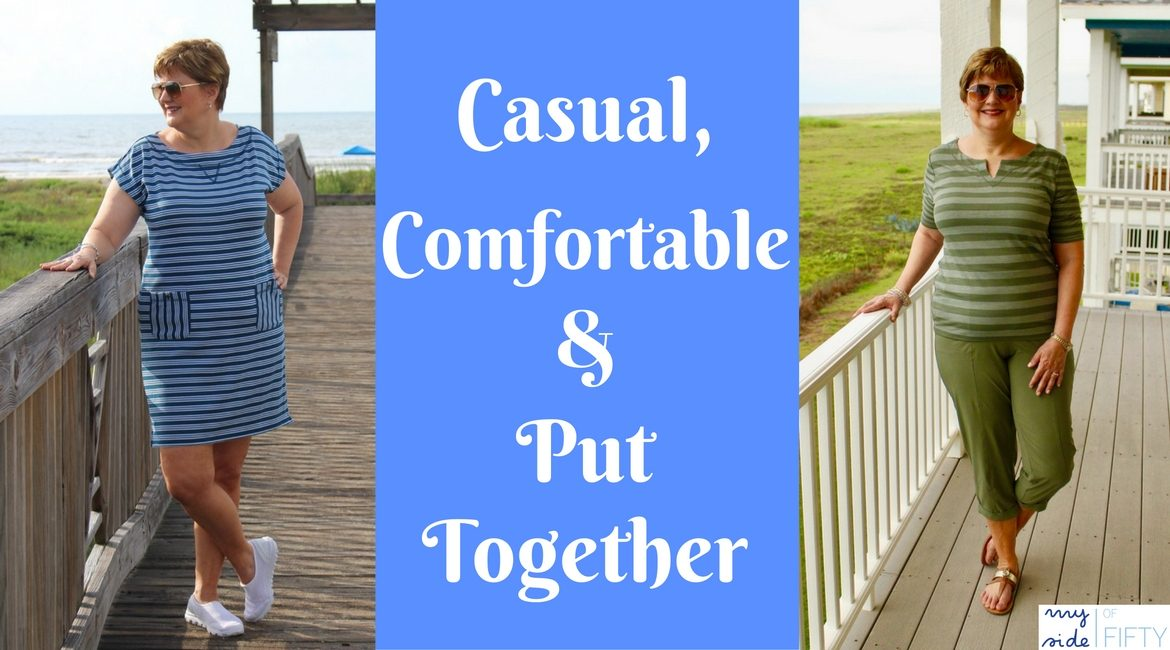 T by Talbots | Life at it's most casual | Casual Comfortable Clothes