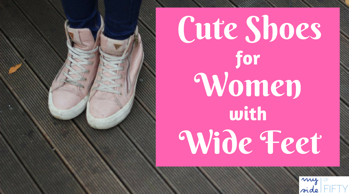 Cute Shoes for Women With Wide Feet