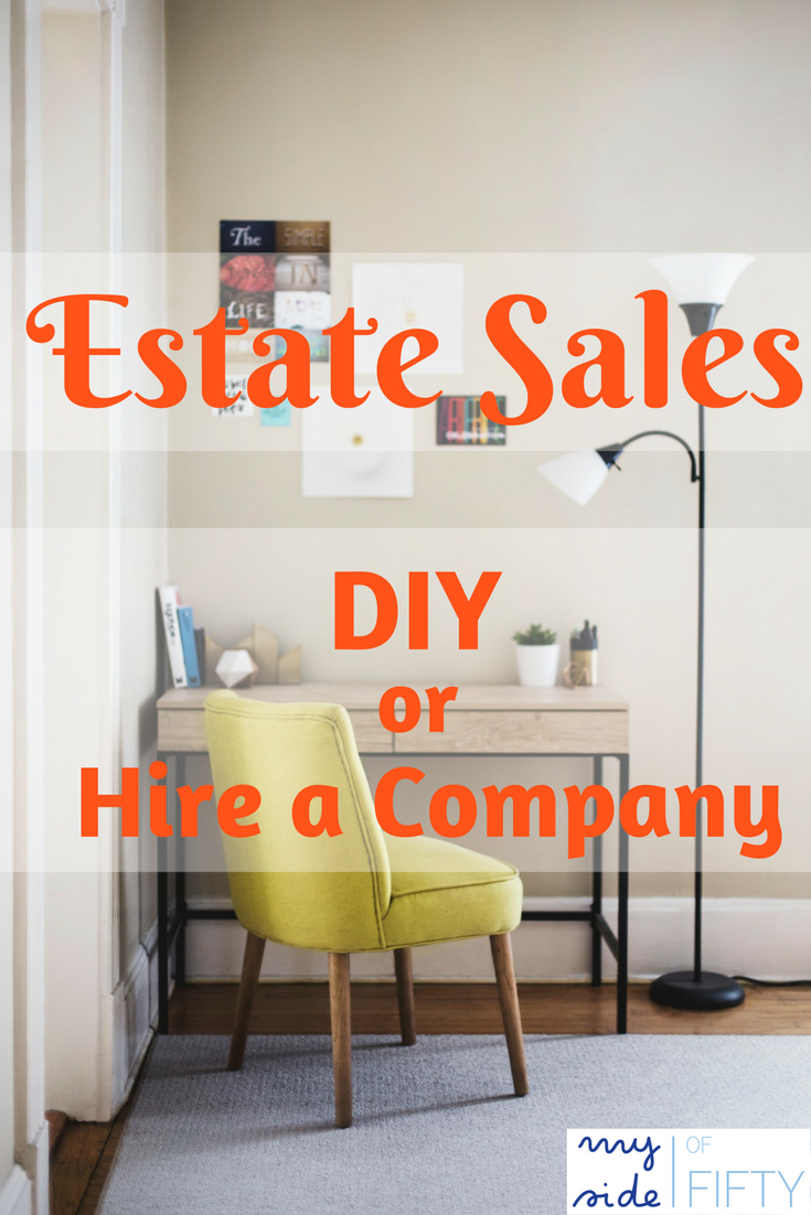 "Estate Sales | Do-It-Yourself or Hire a Company? | Things to ask: Do you have the time? Do you know how to price things? Do you know which things ""sell"" at an estate sale? Do you have the muscle to move and carry heavy items? Do you know how to market to the right people?"