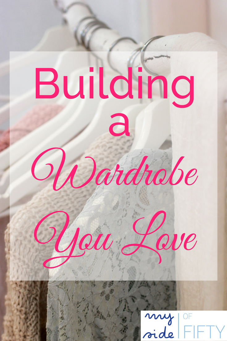 Building A Wardrobe You Love | A Review of Adore Your Wardrobe | #adoreyourwardrobe #bodytype | How to Dress Your Body Type |