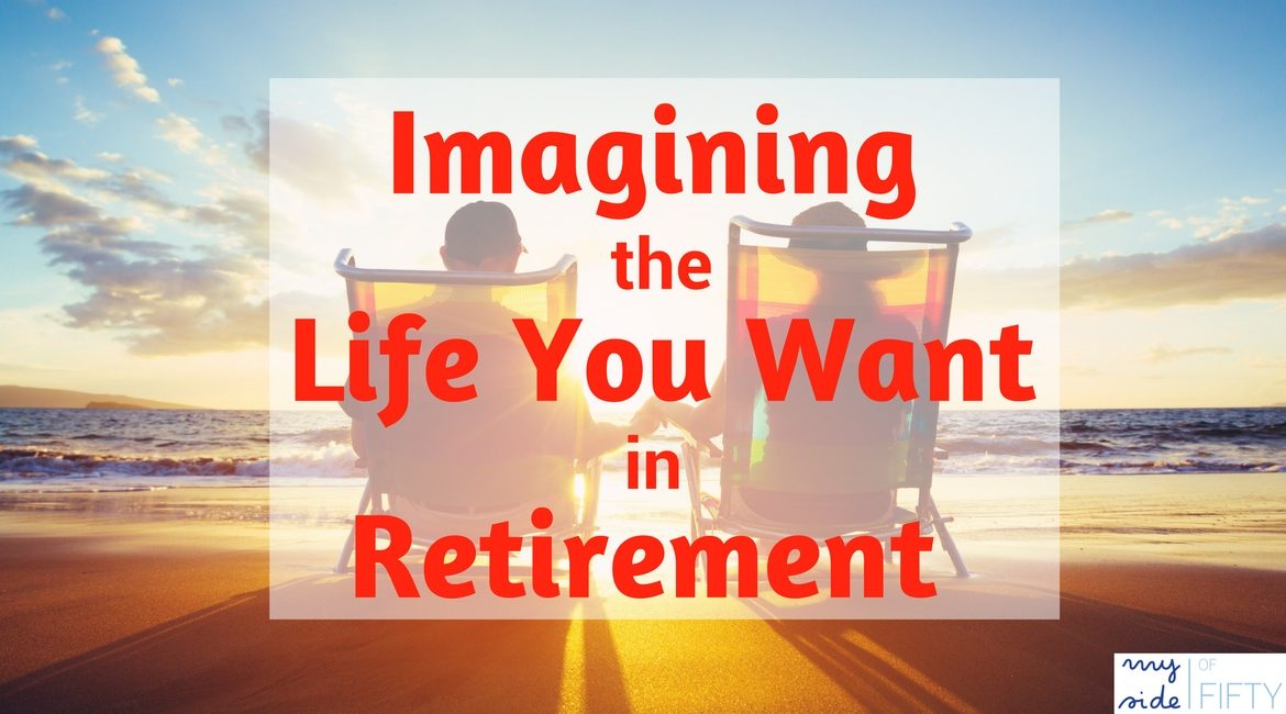 AD Retirement is on the horizon for us and we are talking about what we want our lives to look like. Part of that discussion has been what portion of our savings will have to go to healthcare and vision care. https://mysideof50.com Retirement planning | retirement planning tips | health care coverage | #retirement
