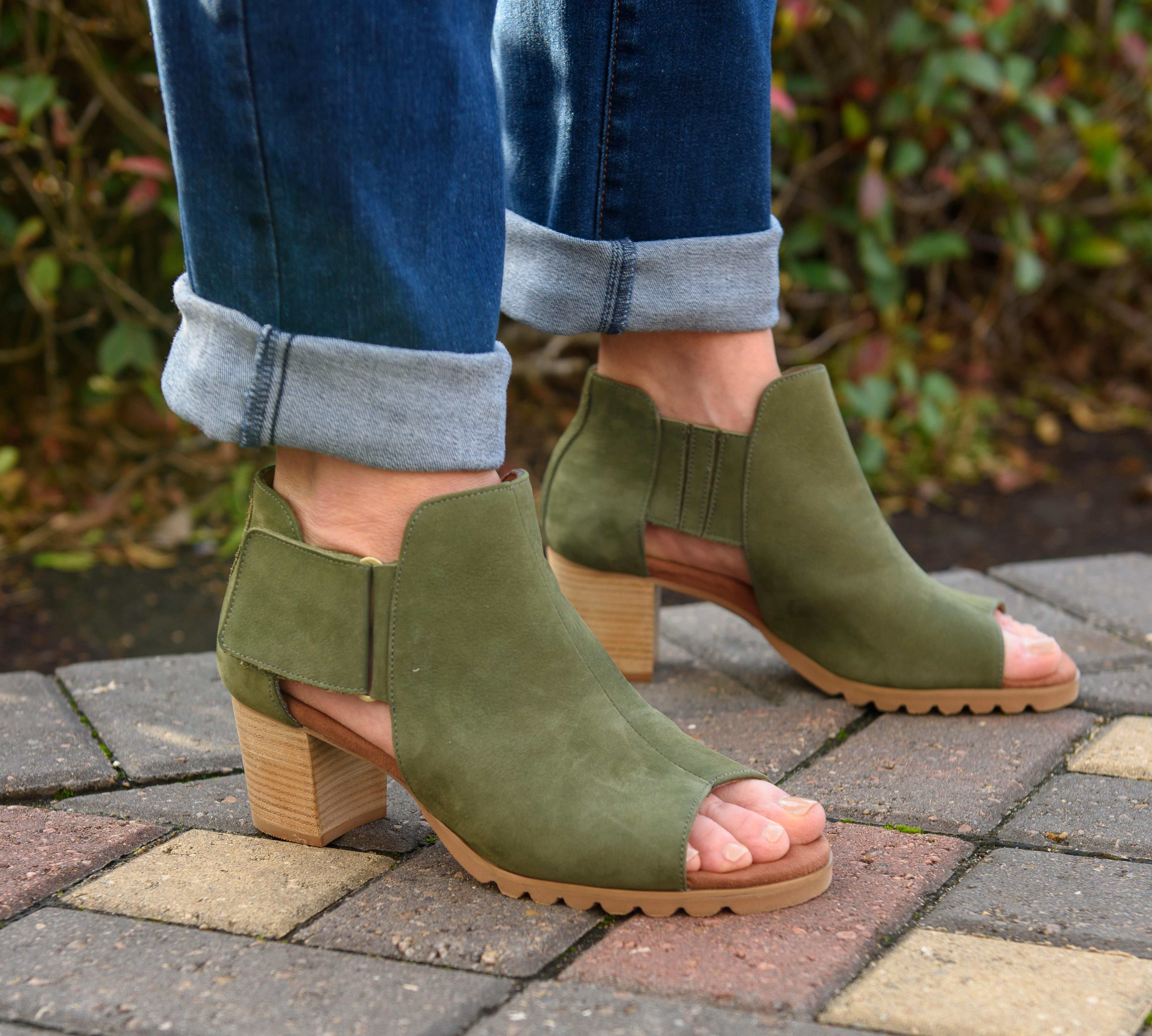 just white color easy let for you i that olive are comfortable about jeans leather and cradles v here booties deep the tell house roughout walking neve tee from my stunning comforter nydj stylish a with shoes is me it styled bootie