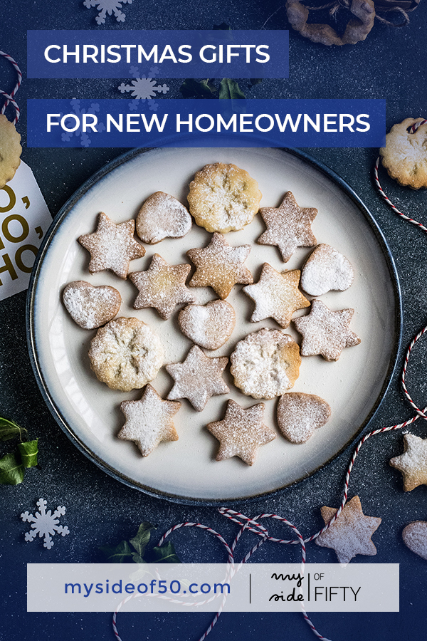 Christmas Gifts for New Homeowners | Picture of Christmas Cookies